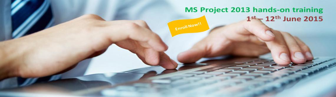 MS Project 2013 (MSP) week day classroom training by 24x7coach in Hyderabad June