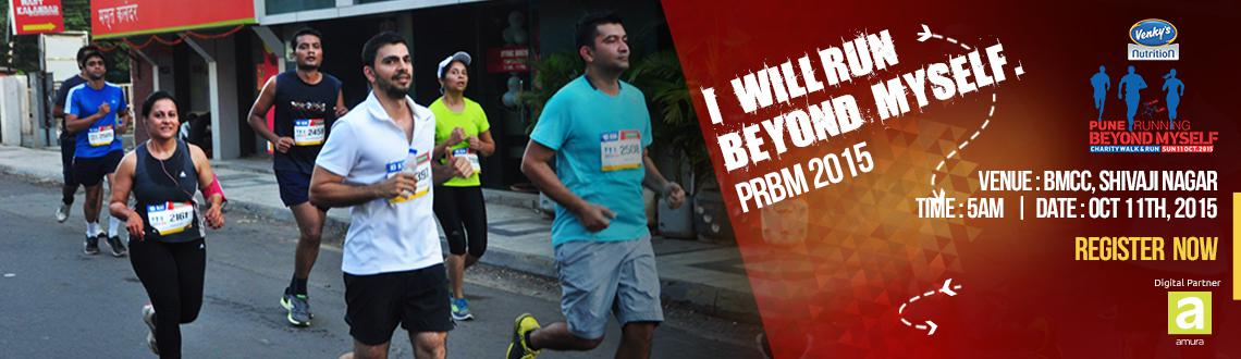PUNE RUNNING BEYOND MYSELF - PRBM 2015