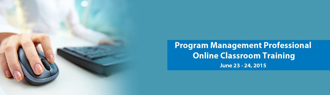 Program Management Professional Online Classroom Training