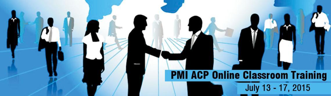 PMI-ACP Online Classroom Training