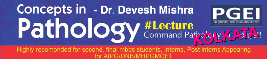 Book Online Tickets for PGEI Kolkata Dr. Devesh Mishra Concepts , Kolkata.