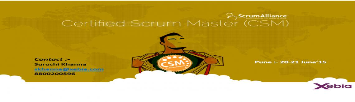 Certified Scrum Master |Pune| 20-21 Jun15