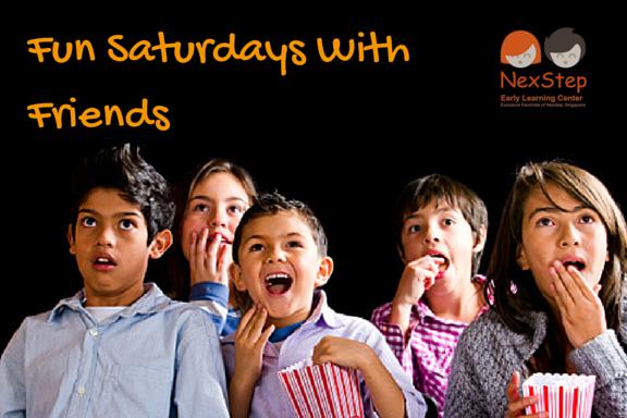 Fun Saturdays with Friends