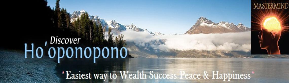 Hooponopono Workshop - The Easiest Way to Success Love  Peace