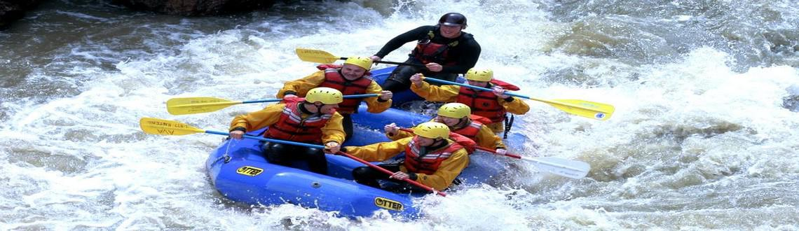 River Rafting  The Ultimate Adventure