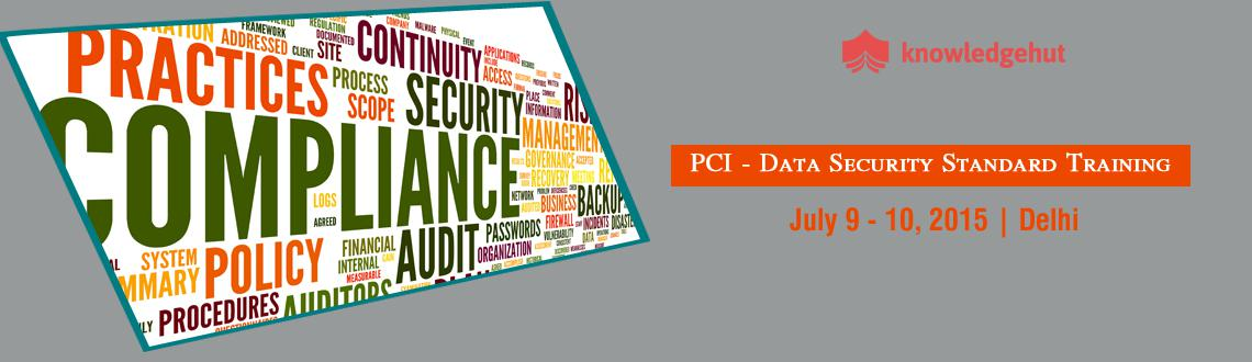 Book Online Tickets for PCI - Data Security Standard Training in, NewDelhi.  PCI - Data Security Standard Training in Delhi  http://www.knowledgehut.com/it-security/pci-data-security-standard-training-delhi#cls  Course Overview: Threat to data security and increasing use of advanced tools and techniqu