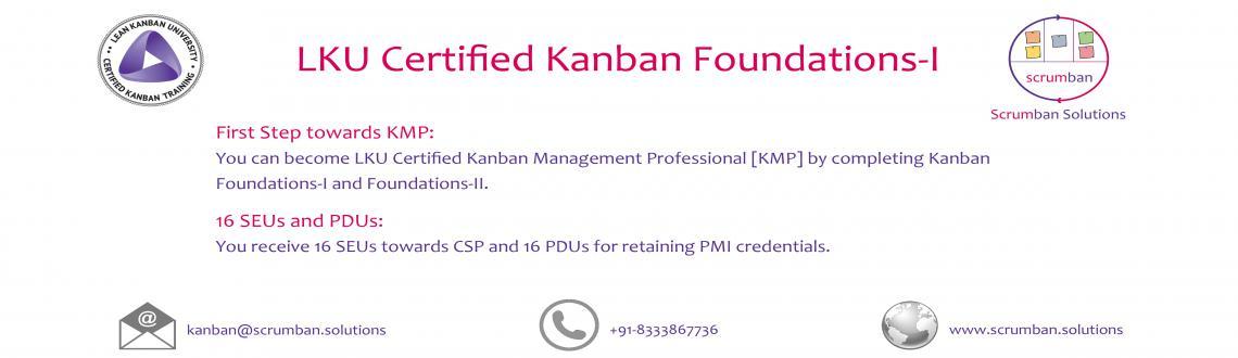 LKU Certified Kanban Foundations-I :: Chennai :: Aug 1-2