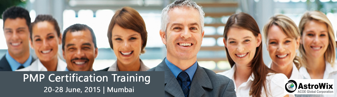 Book Online Tickets for Come ahead and join the PMP Certificatio, Mumbai. Are you willing to join the Project Management Training in Mumbai? Then this is your chance to gather in the PMP training which will be starting next month in Mumbai. The PMP Certification Training in Mumbai will be implemented by the high ranked PMP