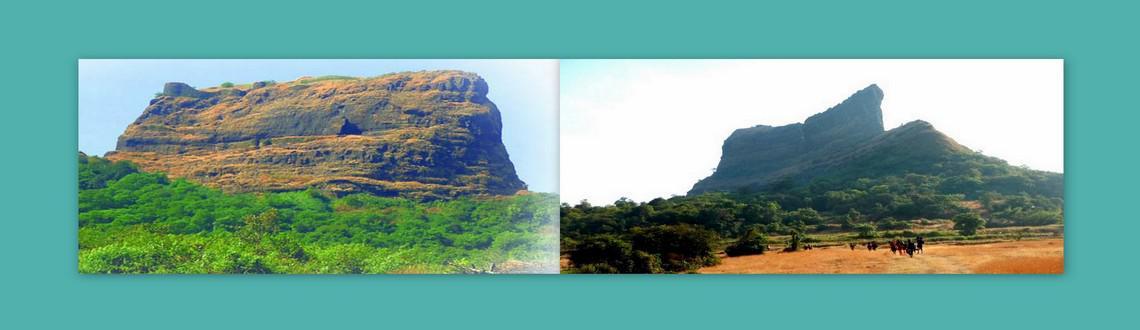 Trek to Ghanagad - Tailbaila