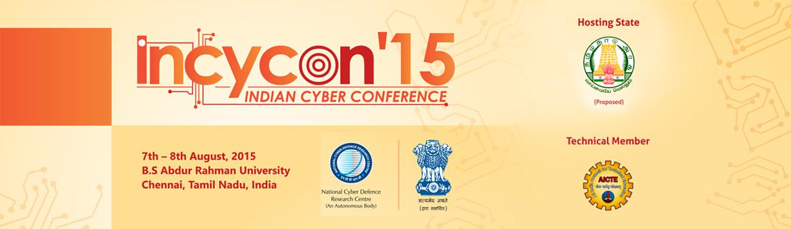 InCyCon-15 Indian Cyber Conference