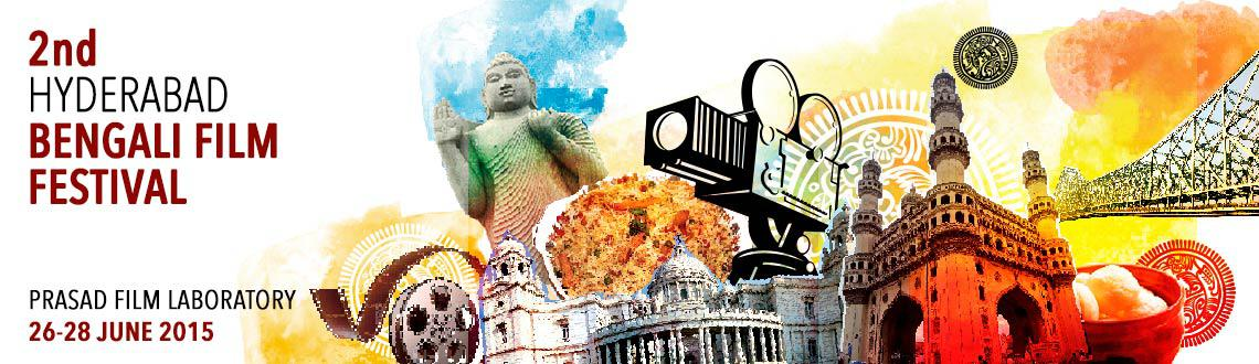 Hyderabad Bengali Film Festival 2015 - Booking for Jogajog