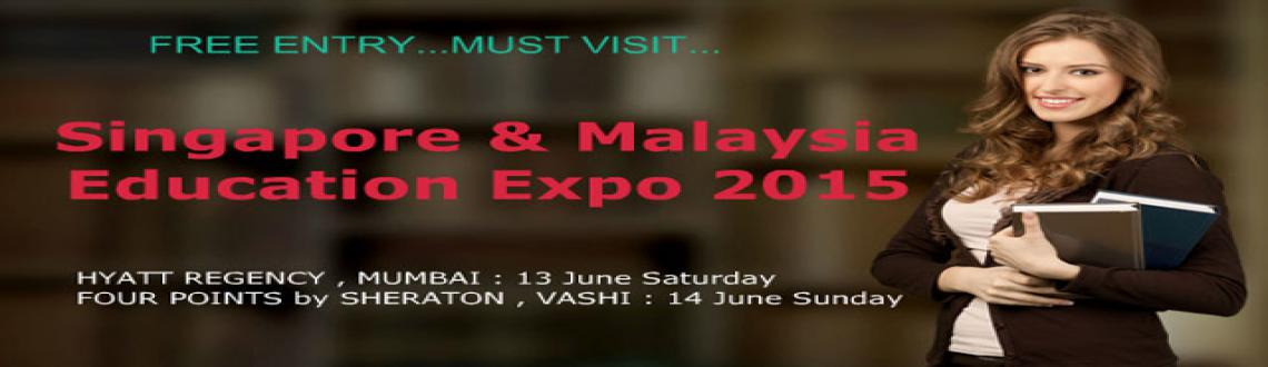Singapore and Malaysia Education Expo - Vashi