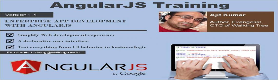 Enterprise App Development with AngularJS