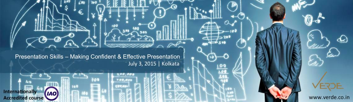 Book Online Tickets for Training on Presentation Skills at Kolka, Kolkata.  
