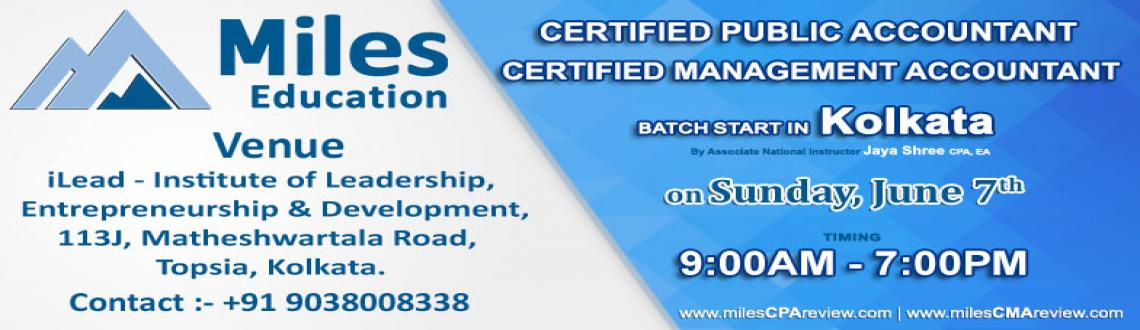 CPA / CMA Batch Start in Kolkata