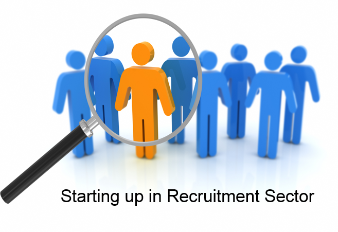 Starting Up in the Recruitment Sector - June 2015 Edition