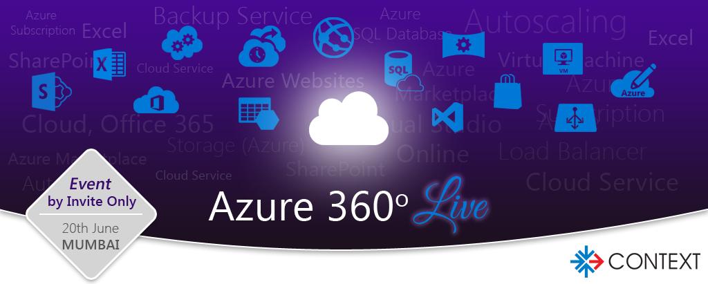 Azure 360 Live Event