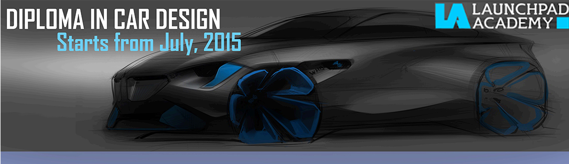Diploma in Car Design (July 2015)