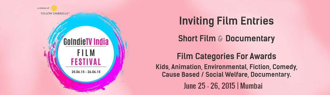 GoIndie TV Short and Documentary Film festival