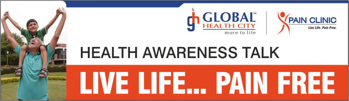Health Awareness Talk - Pain Management