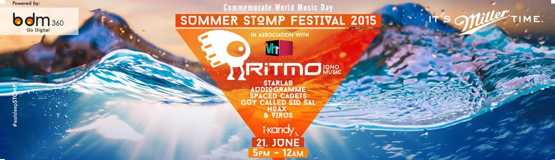 Summer Stomp Festival 2015