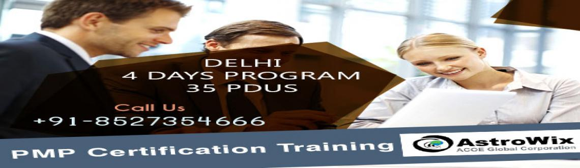 Book Online Tickets for Come and take part in the PMP Training W, NewDelhi. Next month, Delhi plays host to a workshop in the field of Project Management. A large number of candidates have already registered for this event. All individuals who are looking to have a career in managing projects can partake in this professional