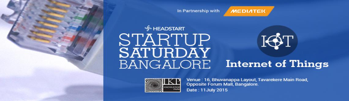 Book Online Tickets for Headstarts Startup Saturday Bangalore Ju, Bengaluru. Startup Saturday Bangalore is one of the biggest startup events to take place every month. Every edition of Startup Saturday explores various topics that help a Entrepreneur startup and be successful.