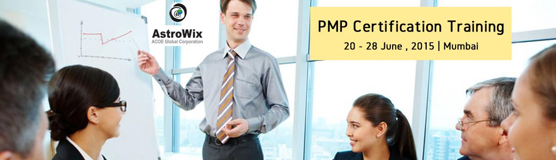 Be involved in the PMP Certification Training Workshop in Mumbai