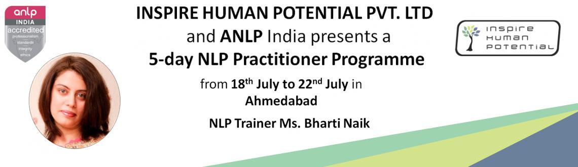NLP Practitioner Program @ Ahmedabad