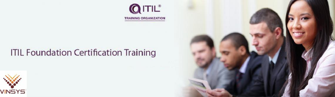 Book Online Tickets for ITIL Foundation Certification Exam In Ba, Bengaluru. Vinsys Conducts 2-day full-time EXIN and PeopleCert Accredited ITIL® Foundation Certification Examination Training  workshop in Bangalore, India.