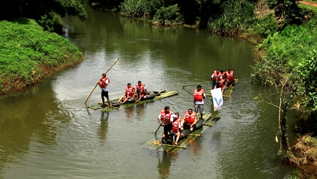 Book Online Tickets for KAMANDALU DONGI RAFTING  The Crazy Adven, . KAMANDALU DONGI RAFTING – The Crazy Adventure !