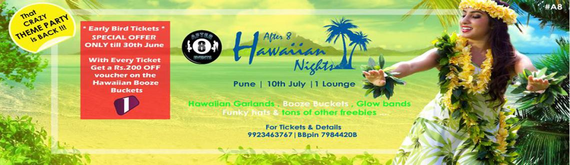 Hawaiian Nights @ 1 Lounge