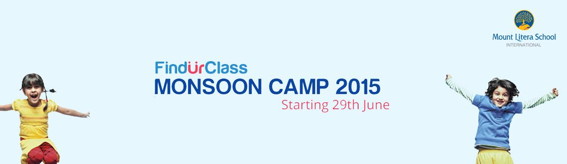 FindUrClass Monsoon Activity Camp 2015