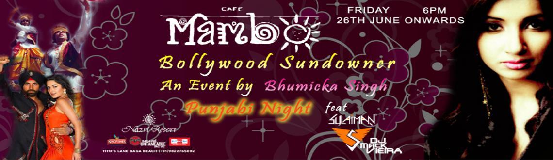 Bollywood Sundowner By Bhumicka Singh Punjabi Night