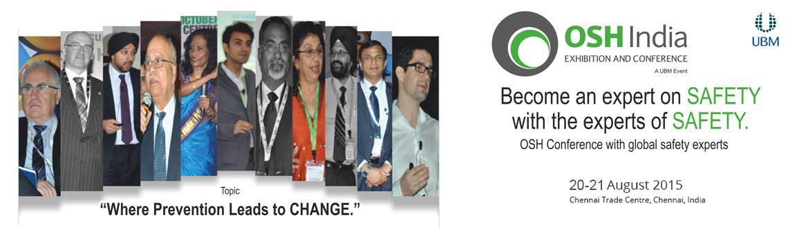 OSH Chennai Conference 2015