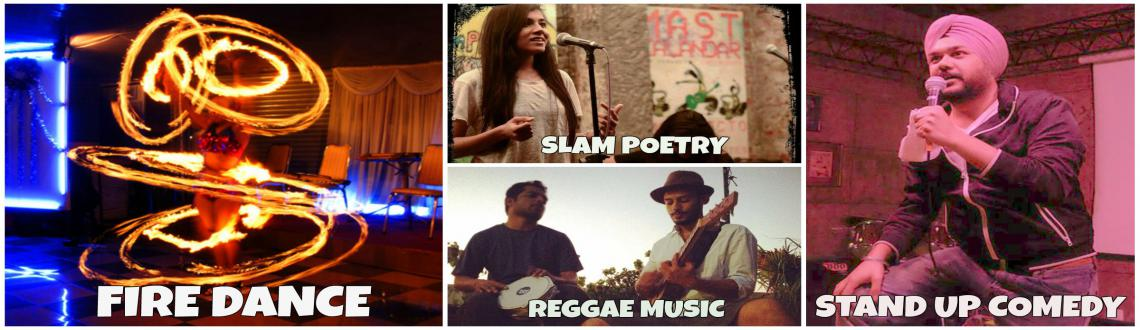Delhi Poetry Slam Presents Performance Park Featuring Pyranout