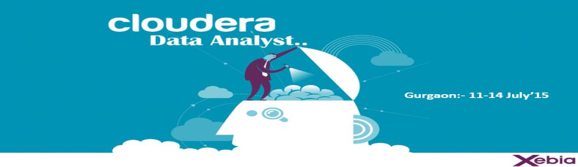 Cloudera Data Analyst Training l 11-14 July2015 | Gurgaon