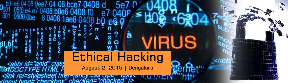 Book Online Tickets for Ethical Hacking - Level: Rookies by Infy, Bengaluru. This workshop is completely for beginners. It will guide you in obtaining the basic knowledge required for hacking.