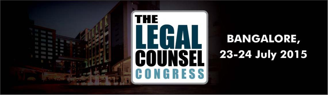 Legal Counsel Congress Bangalore