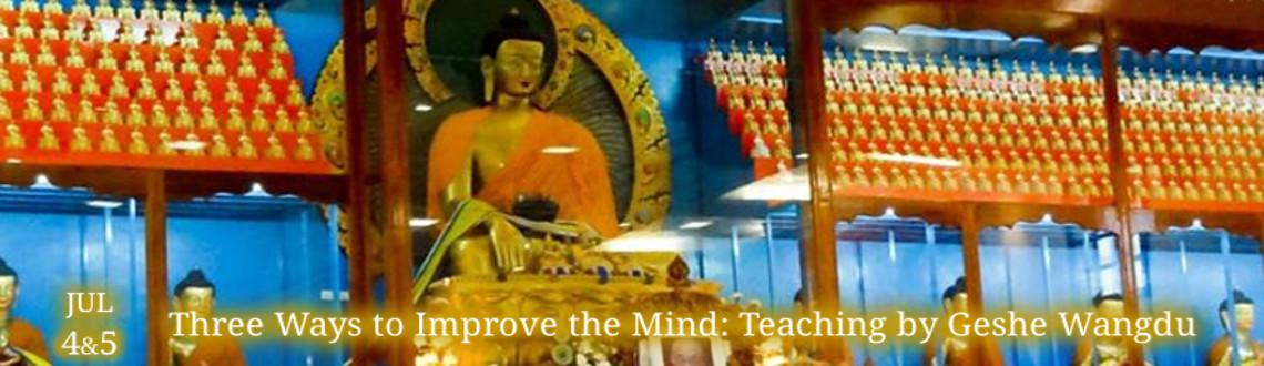 Three Ways to Improve Ones Mind