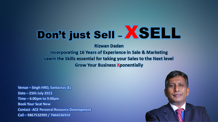 Dont Just Sell - XSELL