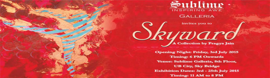 Skyward, a Collection of Artwork by Pragya Jain