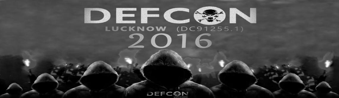 Book Online Tickets for DEFCON Lucknow 2016, Lucknow. DEF CON is one of the world\\\'s largest annual hacker conventions. The Open Web Application Security Project (OWASP) is a worldwide organization focused on improving the security of web applications and softwares. OWASP community includes educationa