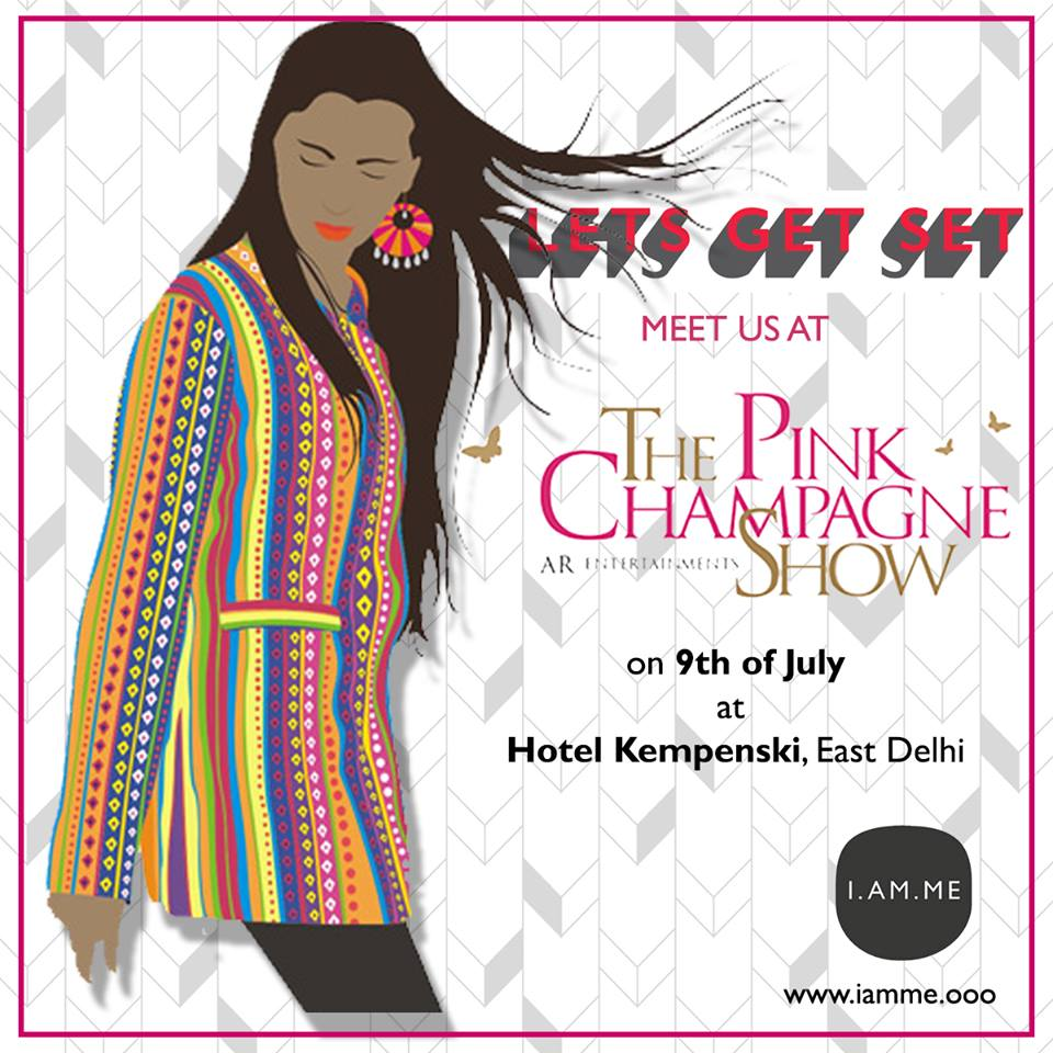 Book Online Tickets for The Pink Champagne Show, NewDelhi.