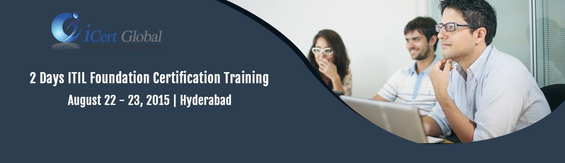 ITIL Foundation Certification Training Courses in Hyderabad, India with 100 Passing Assurance