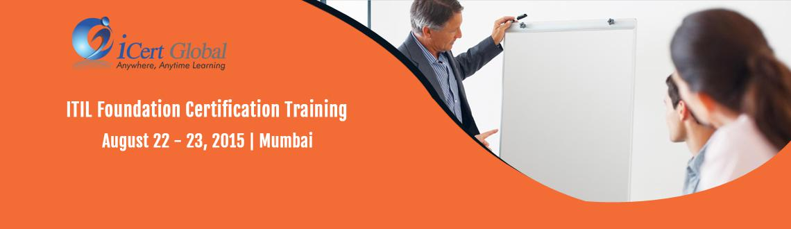 ITIL Foundation Certification Training Courses in Mumbai, India with 100 Passing Assurance