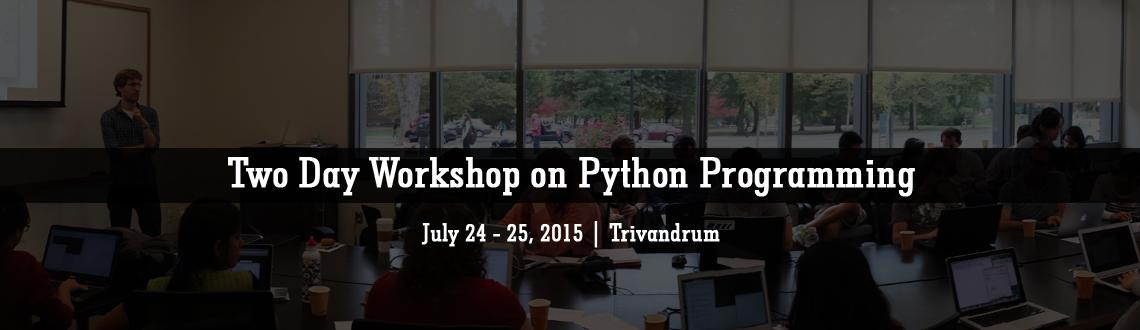 Two Day Workshop on Python Programming