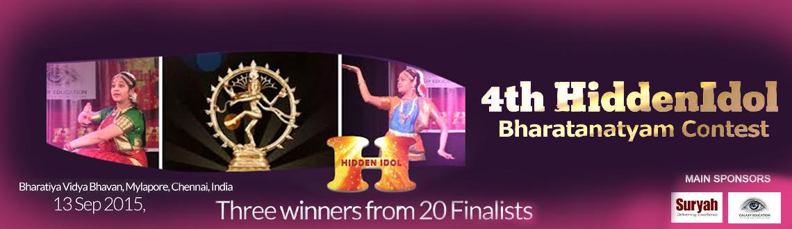 4th International HiddenIdol Bharatanatyam Contest