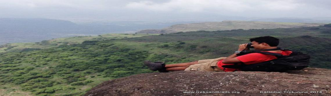 Book Online Tickets for TreksAndTrails India- Trek To Kalsubai O, Igatpuri. TreksandTrails India is going for a one day monsoon trek to Kalsubai on 11th July 2015  Summary:  Height: 5400 feet above sea level Grade: Medium  Time: Maximum 4 hrs from Bari village Region: Igatpuri. Contribution: 1100.00 per person  About: