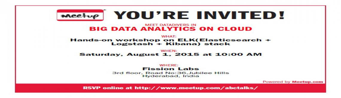 Hands-on workshop on ELK(Elasticsearch + Logstash + Kibana) stack(Meetup Event)